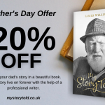 Celebrate Father's Day with the gift of storytelling…